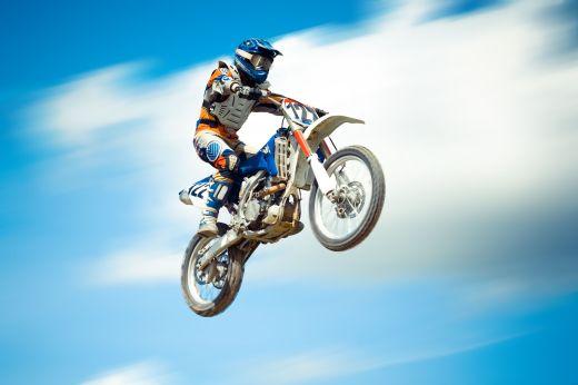 motocross-helmet-blue